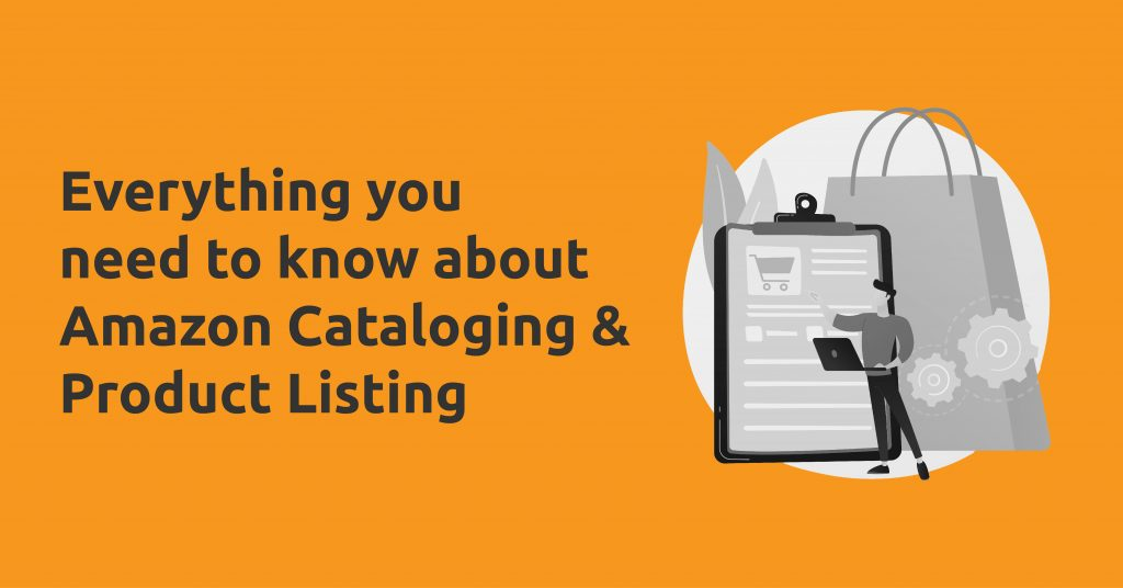 Amazon Cataloging & Product Listing-sellersupport