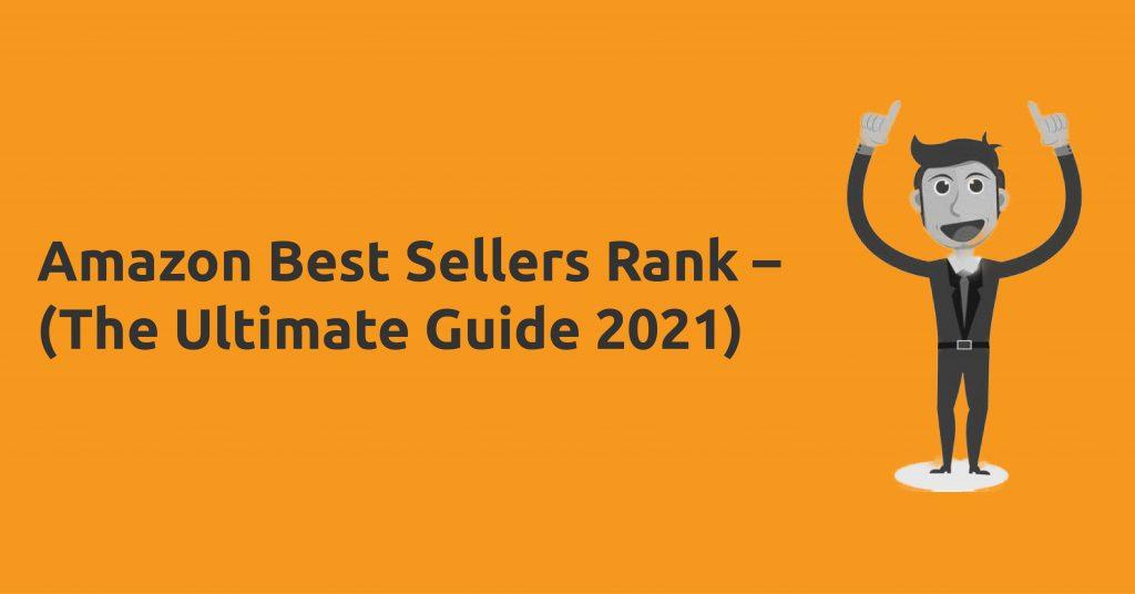 bestseller rank amazon-sellersupport